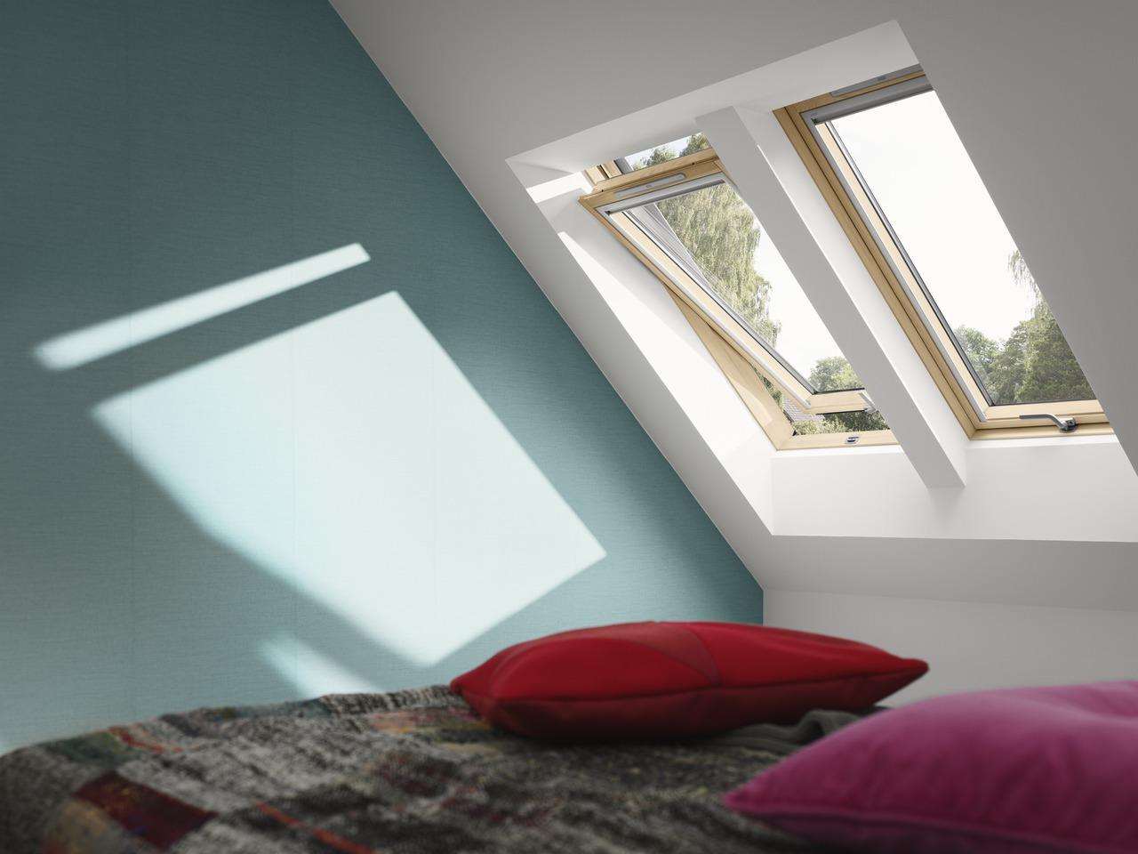 velux dachfenster. Black Bedroom Furniture Sets. Home Design Ideas